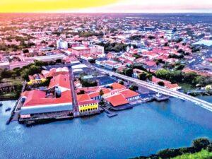 Porto das Barcas Parnaíba
